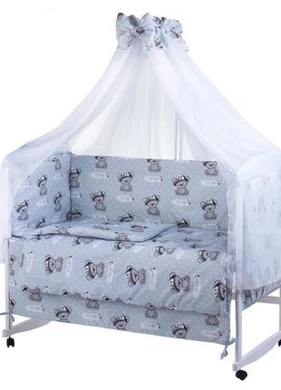 Балдахин в кроватку (3в наборе)