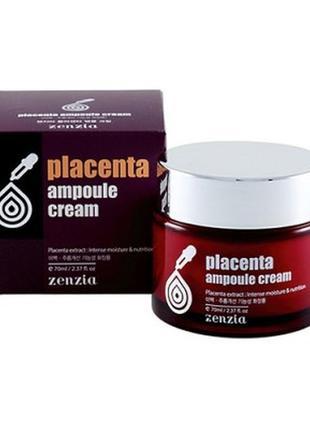 Крем для лица Placenta ampoule Cream от Zenzia