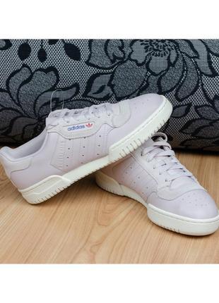 Кожаные женские кроссовки adidas originals powerphase ef2903 о...