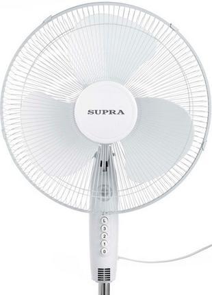 Вентиляторы SUPRA SSF-30 – спасение в жаркий летний день.