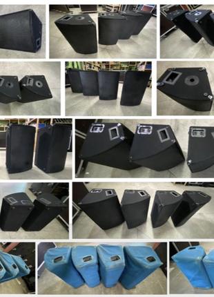 Продам мониторы-топы на 12+2 динамиках MAG+P.Audio, Пассивные 4 ш