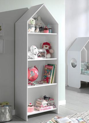 Купить детский шкаф Вместительный шкаф для детей в форме домика