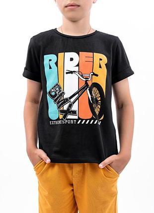 Костюм футболка и шорты для мальчиков, горчичный