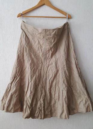 Летняя женская юбка