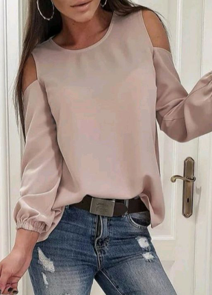 Шовкова блузка