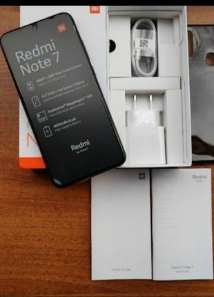 Xiaomi redmi note 7 3/32 4/64 4/128