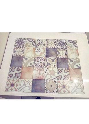 Интересная плитка для ванной или кухни
