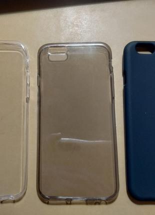 Силиконовый чехол iPhone 4 4s 5 5c 5s 6 6s 7 8 X Xr Xs Plus Max