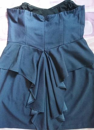 Сарафан платье джинс tally weijl размер xl