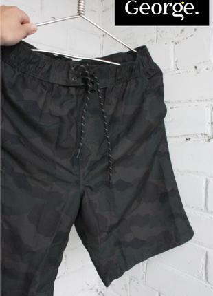 George шорти, чоловічі шорти з кишенями, з підкладом, шорты с под