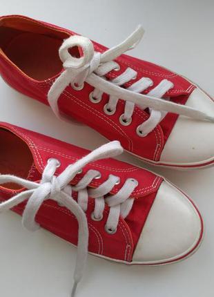 Кеды детские кроссовки мокасины слипоны next стелька 19,5 см. ...