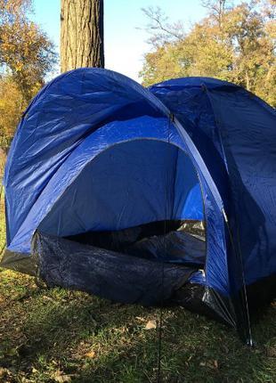 Палатка универсальная трехместная GEMIN SY-102403