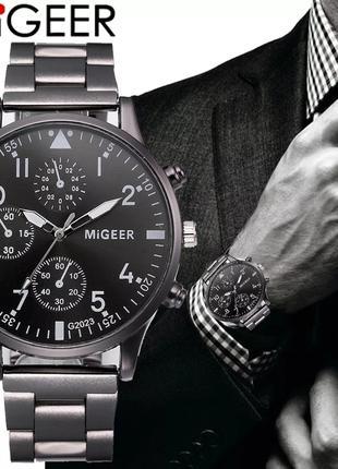 Мужские часы \ чоловічий  кварцовий годинник