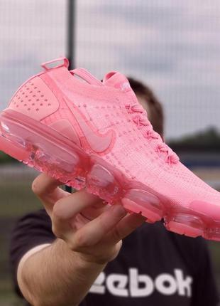 Nike vapormax flyknit 2.0 pink