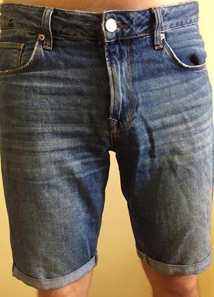 Шорти чоловічі джинсові, джинсовые шорты.