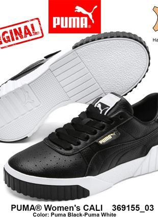 Кроссовки PUMA® Women's CALI original из USA 40EU Style 369155 03