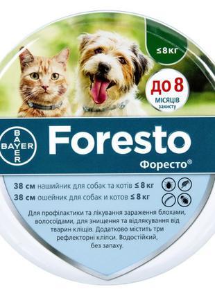 Foresto (Форесто) ошейник для собак
