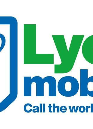 Стартовий пакет Лайка Мобайл LycaMobile лайкамобайл лікамобайл