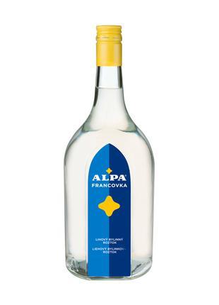 ALPA францовка 1л – спиртовий розчин трав'яний