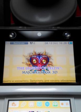 Накладки присоски для верхнего экрана Nintendo 3DS old и XL