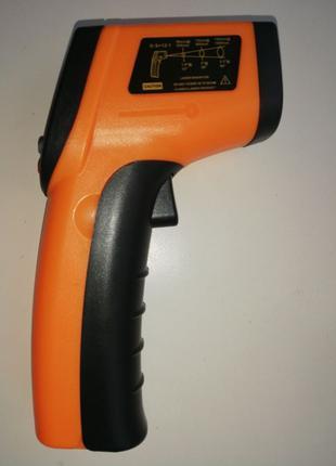 Бесконтактный инфракрасный пирометр термометр для измерения темпе