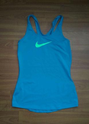 Жіноча спортивна майка Nike