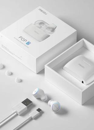 Беспроводные Bluetooth-наушники Meizu Pop 2 Global Version