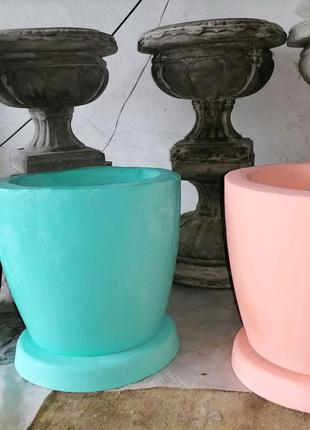 Цветник, вазон, чаша.
