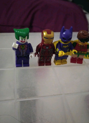Лего супер-герои