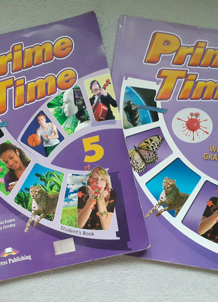 Prime Time 5 (student's book + work book)