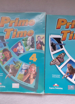 Prime Time 4 (student's book + work book)