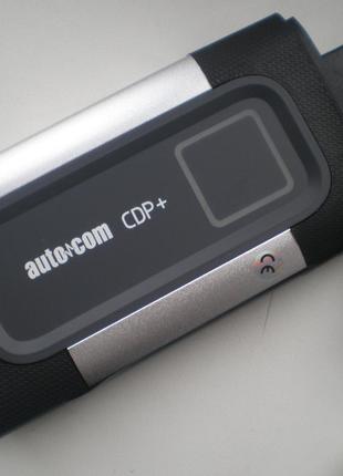 Автомобильный Сканер Bluetooth V3.0 AutoCom cdp (Delphi 150e) 201