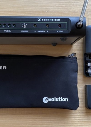 Продам Радиосистема с петличным микрофоном Sennheiser FP72