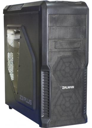 Игровой компьютер Zalman Z3 Plus ▲ Видеокарта GEFORCE GTX 1050 TI