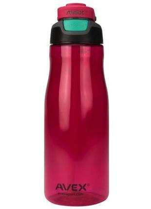 "Пляшка AVEX Wells AUTOSPOUT® Straw Water Bottle"" (950 ml)"