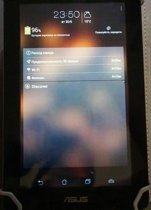 планшет Asus MeMO Pad ME172V