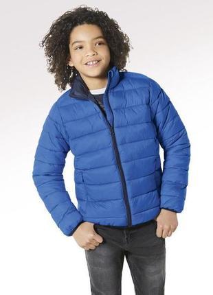Термо куртка демисезон 146, 10-11 лет pepperts, весна-осень, г...