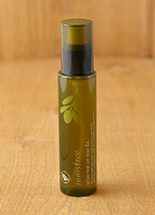 Увлажняющий тонер-мист для лица innisfree olive real oil mist ex.