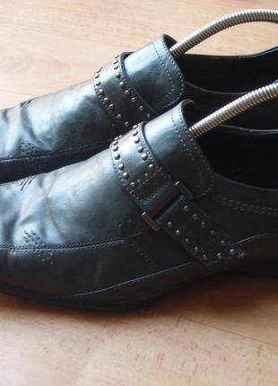 Туфлі шкіряні 44-45 розмір. 856 лот.