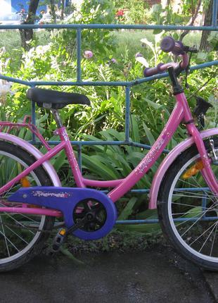 Велосипед детский двухколесный 18