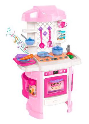 Кухня для маленьких принцесс