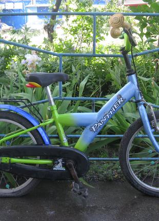 Велосипед детский двухколёсный 14