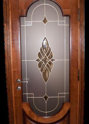 Деревянные двери (ясень)