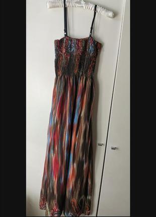 Платье сарафан 38 размер