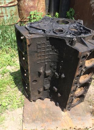 Блок двигателя Камаз