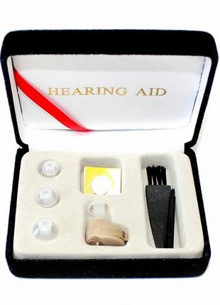 Слуховой аппарат, усилитель слуха