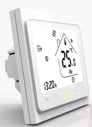 Wi-fi терморегулятор, термостат программируемый для теплого пола