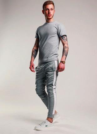 Спортивный костюм футболка + штаны Турция