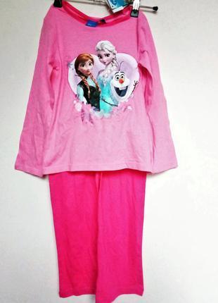 "Пижама ""холодное сердце"" на девочку 5 лет"