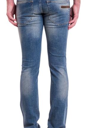 Джинсы голубые john richmond super skinny размер 30 оригинал и...